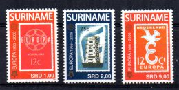 Surinam - 2006 - 50th Anniversary Of Europa Stamps - MNH - Surinam