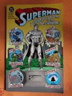 SUPERMAN WHATEVER HAPPENED TO THE MAN OF TOMORROW REVUE EN ANGLAIS - Bücher, Zeitschriften, Comics