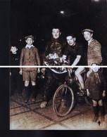 SAINT ETIENNE VEL VEL D HIV  PHOTO 13 X 18 ORIGINALE - Cyclisme