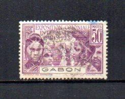 Gabón   1931 .-  Y&T  Nº   122 - Gabon (1886-1936)