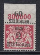 (02169) Danzig 165 Postfrisch Oberrand - Danzig