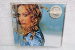 "CD ""Madonna"" Ray Of Light - Disco, Pop"