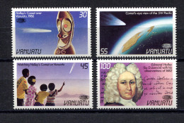 Vanuatu,   1986,  Komet Halley,  Space