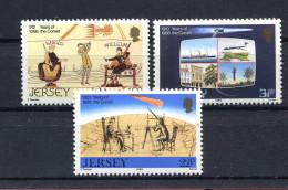 Jersey,   1986,  Komet Halley,  Space - Europe