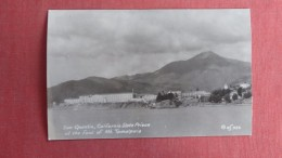 RPPC   San Quentin California State Prison ==            Ref 2348 - Bagne & Bagnards