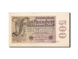 Allemagne, 500 Millionen Mark, 1923, KM:110a, 1923-09-01, SUP - [ 3] 1918-1933 : Weimar Republic