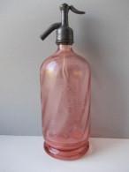 - Siphon Rose, Torsadé:  Ch. MICHAUX - L. DULIEUX - LILLE - - Otras Botellas