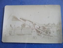 GUYNEMER  Photo Guerre 14 18 Avec Annotations Au Verso/////poilu/1914 1918/ww1 - Guerre, Militaire
