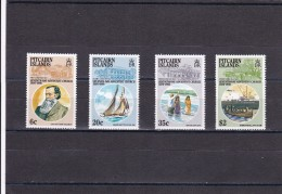 Pitcairn Nº 275 Al 278 - Sellos