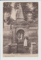 CARNAC - MORBIHAN - LA FONTAINE DE SAINT CORNELY - Carnac