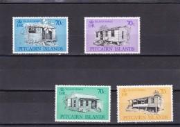 Pitcairn Nº 283 Al 286 - Sellos