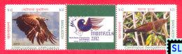 Bangladesh Stamps, International Stamp Exhibition, Indonesia 2012, MNH - Bangladesh
