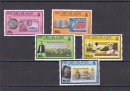 Pitcairn Nº 349 Al 353 - Sellos