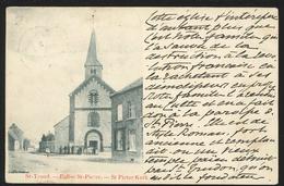 +++ CPA - ST TROND - ST TRUIDEN - Eglise St Pierre - St Pieter Kerk   // - Sint-Truiden