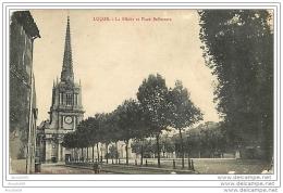 LUCON LA FLECHE PLACE BELLECROIX - Lucon