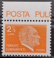 Turkey, 1981, Mi: 2573 (MNH) - 1921-... República