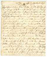 HESSEN-KASSEL, Landgräfin Von - Maria Anna Amalia Von Kurland (Mitau 1653 – Weilmünster 1711) - 1690 - Autógrafos