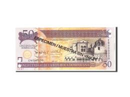 Dominican Republic, 50 Pesos Dominicanos, 2011, KM:183s, Undated, NEUF - Dominicaine