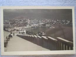 CARTE PHOTO .SPLIT . POGLED SA SETALISTA DR RACICA - Croatia