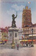Dunkerque - Beffroi - Statue De Jean Bart - Dunkerque