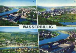 LUSSEMBURGO - LUXEMBOURG - Wasserbillig - Multivues - Wrote But Not Sent - Cartoline