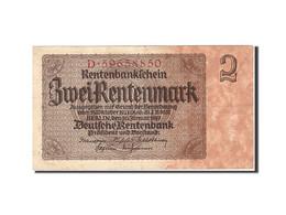 Allemagne, 2 Rentenmark, 1937, KM:174b, 1937-01-30, TB+ - [ 3] 1918-1933 : République De Weimar