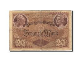 Allemagne, 20 Mark, 1914, KM:48a, 1914-08-05, B - [ 2] 1871-1918 : Empire Allemand