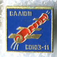 Soyuz-11 Space Flight Dobrovolsky / Volkov / Patsayev 1971 - Space