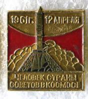 Gagarin Vostok Space Flight 1961 - Space