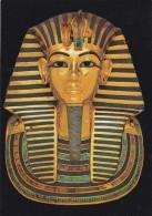 CPM   / EGYPTE  /  MUSEE DU CAIRE /  GOLDMASTER DE TOUTANKHAMON - Museums