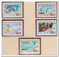 Mauritanië 1975 Imperf., Postfris MNH, Space - Mauritanië (1960-...)
