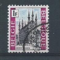 België      OBC   1480   Variëteit   - V1  Zonder Kruis Op Toren       (O) - Belgium