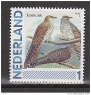 NVPH Netherlands Nederland Niederlande Holanda Pays Bas MNH ; Koekoek, Cuckoo, Coucou, Cuclillo - Koekoeken En Toerako's