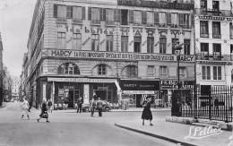 Photo Cpsm Cpm 75 PARIS II° Magasin Marcy Place De La Bourse 1954 Et Café Biard - District 02