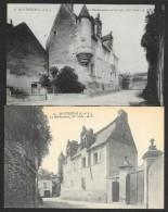 MONTRESOR 2 CP De La Gendarmerie (Papeghin) Indre & Loire (37) - Montrésor