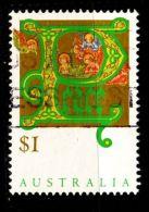 AUSTRALIEN AUSTRALIA [1993] MiNr 1380 ( O/used ) Weihnachten