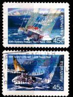 AUSTRALIEN AUSTRALIA [1994] MiNr 1441-42 ( O/used ) Sport