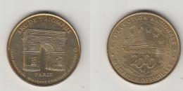 PARIS - ARC DE TRIOMPHE - ANNEE 2000 - Monnaie De Paris
