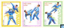 Vietnam Stamps 2013, Traditional Martial Art, MNH - Vietnam