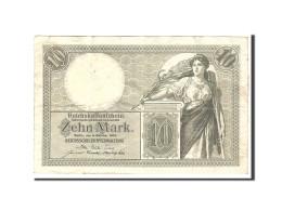 Allemagne, 10 Mark, 1906, KM:9b, 1906-10-06, TTB - [ 2] 1871-1918 : Impero Tedesco