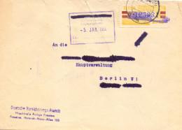 DDR Dienst B Mi. 25U Auf Brief Gest. - Ansehen!! - [6] Democratic Republic