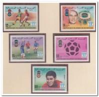 Mauritanië 1977 Imperf., Postfris MNH, Football, Sport - Mauritanië (1960-...)