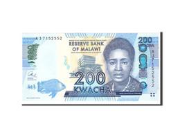 Malawi, 200 Kwacha, 2013, KM:60, Undated, NEUF - Malawi