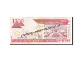 Dominican Republic, 1000 Pesos Oro, 2002, KM:173s1, Undated, NEUF - Dominicaine