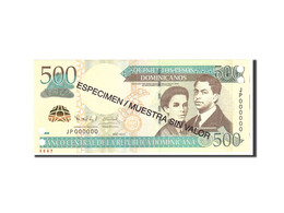 Dominican Republic, 500 Pesos Dominicanos, 2011, KM:185s, Undated, NEUF - Dominicaine