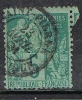 COLONIE GENERALE N°49  Oblitération De Saint-Pierre, Martinique  TB