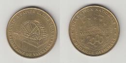 FONTAINE DE VAUCLUSE - MOULIN A PAPIERVALLIS CLAUSA - ANNEE 2000 - Monnaie De Paris