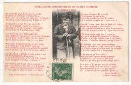 MONOLOGUES HUMORISTIQUES EN PATOIS NORMAND - 10 - La Culotte à Pont - Edition Ermice, Vire - Basse-Normandie