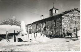 42. Ferme De La Jasserie En Hiver. Cpsm Petit Format - Mont Pilat