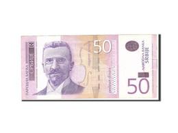 Serbie, 50 Dinara, 2005, KM:40a, Undated, TTB - Serbie